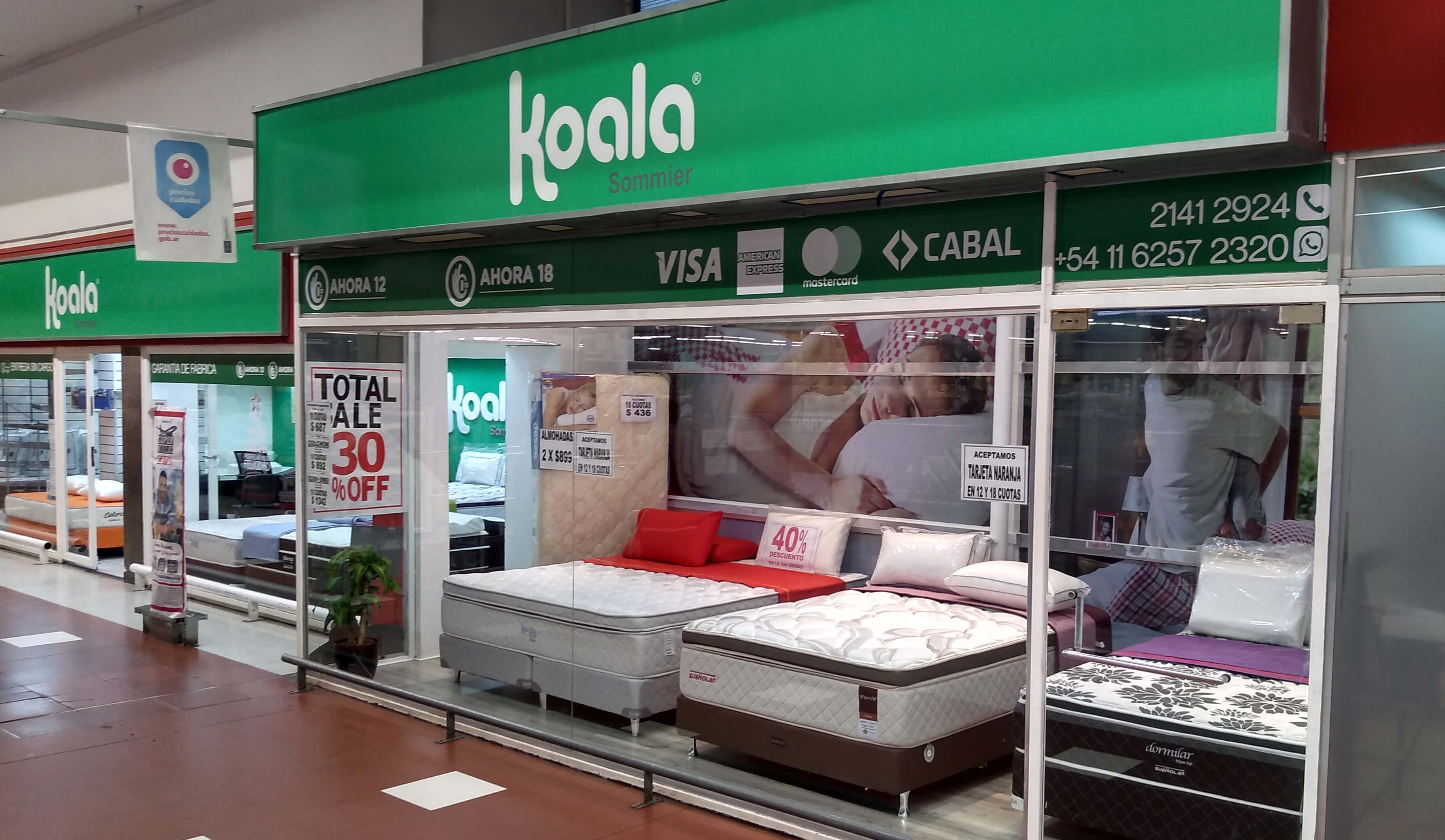Koala Store Sarandi
